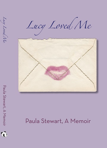 special limited edition autographed copy of Lucy Loved Me
